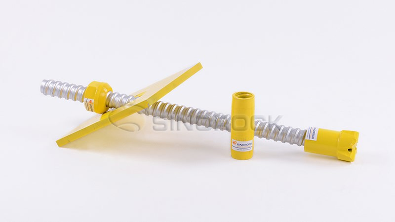 T30 self drilling anchor bolt