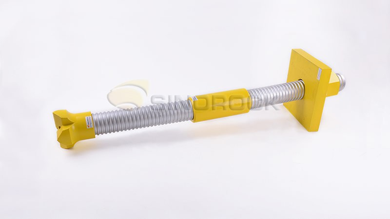 T76 self drilling anchor bolt